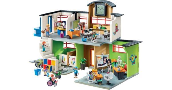 Juguete Playmobil City Life Colegio barato. Ofertas en juguetes, juguetes baratos, chollo
