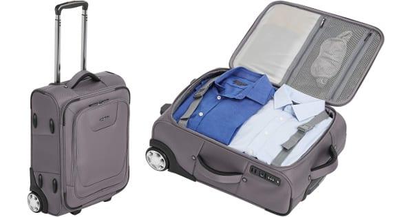 Maleta AmazonBasics barata, maletas baratas, ofertas equipaje, chollo