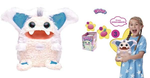 Mascota electrónica Rizmo Snow barata, juguetes baratos, ofertas para niños chollo