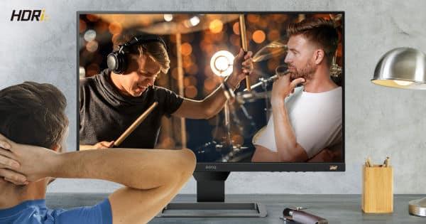 Monitor BenQ EW2780 barato, ofertas en monitores, monitores baratos, chollo