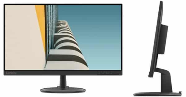 Monitor Lenovo C24-25 barato. Ofertas en monitores, monitores baratos, chollo