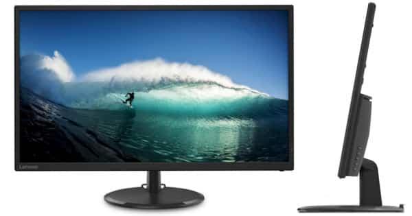 Monitor de 31.5 pulgadas Lenovo C32q-20 barato. Ofertas en monitores, monitores baratos, chollo