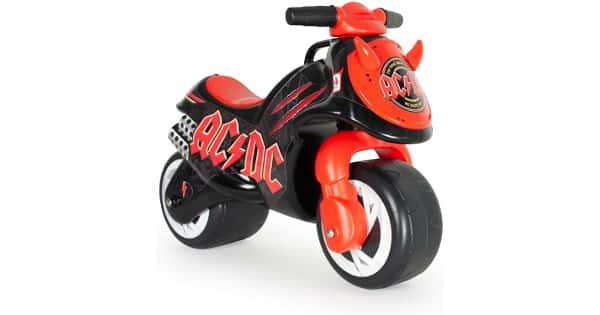 Moto correpasillos Injusa Neox ACDC barata, juguetes baratos, ofertas para niños, chollo