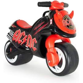 Moto correpasillos Injusa Neox ACDC barata, juguetes baratos, ofertas para niños