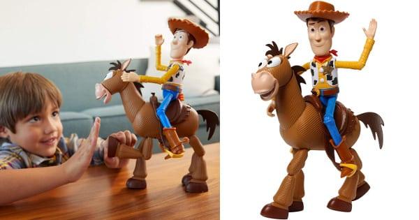 Pack Toy Story 4 Woody y Perdigón barato, juguetes baratos, ofertas para niños chollo