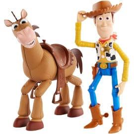 Pack Toy Story 4 Woody y Perdigón barato, juguetes baratos, ofertas para niños