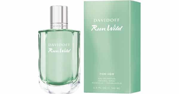 Perfume para mujer Davidoff Run Wild