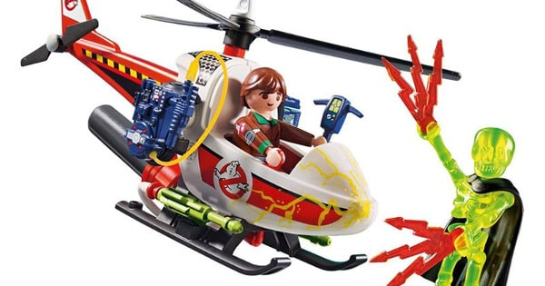Playmobil Cazafantasmas Venkman barato, juguetes baratos, ofertas para niños chollo