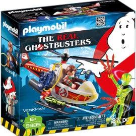 Playmobil Cazafantasmas Venkman barato, juguetes baratos, ofertas para niños
