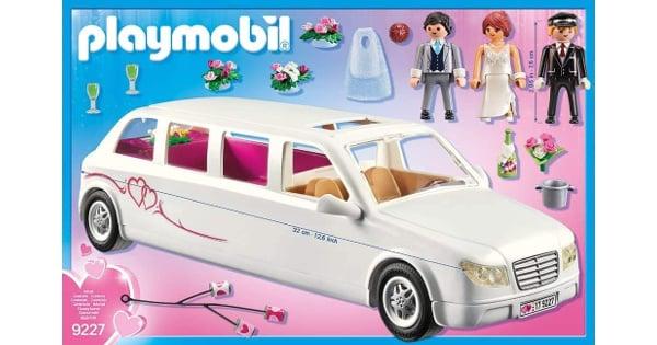 Playmobil City Life Limusina Nupcial barato, juguetes baratos, ofertas para niños chollo