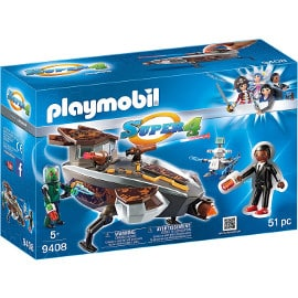 Playmobil Super 4 Gene y Sykronian con Nave barato, Playmobil baratos