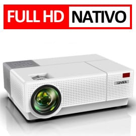 Proyector YABER Full HD Nativo barato. Ofertas en proyectores, proyectores baratos