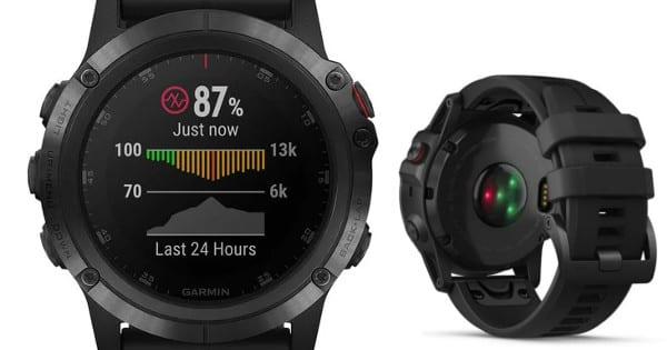 Reloj GPS Garmin Fenix 5X Plus barato. Ofertas en relojes GPS, relojes GPS barato, chollo