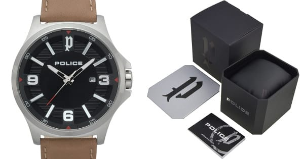 Reloj Police Clan barato, relojes baratos, ofertas en relojes chollo