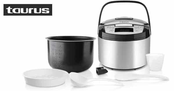 Robot de cocina programable Taurus Top Cuisine barato, robots de cocina baratos, ofertas cocina, chollo