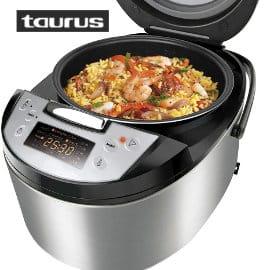 Robot de cocina programable Taurus Top Cuisine barato, robots de cocina baratos, ofertas cocina