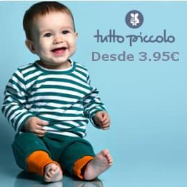 Ropa para niño y bebé Tuttopiccolo barata, ropa de marca barata, ofertas para niños