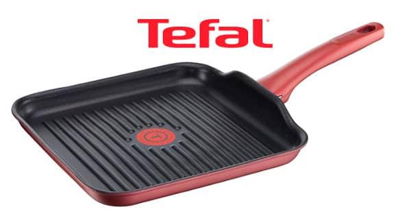 Sartén grill Talent Pro de Tefal barata, sartenes baratas, chollo