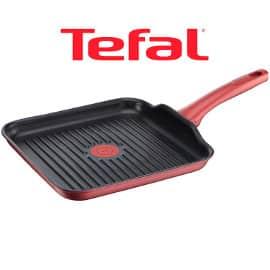 Sartén grill Talent Pro de Tefal barata, sartenes baratas