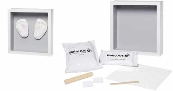 Set de huella de bebé Baby Art My Little Steps barato, ofertas en regalos para niños