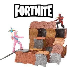Set de juego con 2 figuras Fortnite barato, juguetes baratos, ofertas para niños