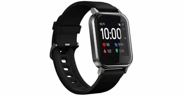 Smartwatch Haylou LS02 barato, relojes inteligentes baratos, chollo