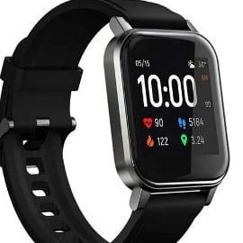 Smartwatch Haylou LS02 barato, relojes inteligentes baratos