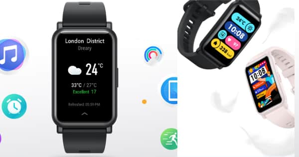 Smartwatch Honor Watch ES barato. Ofertas en smartwatches, smartwatches baratos, chollo