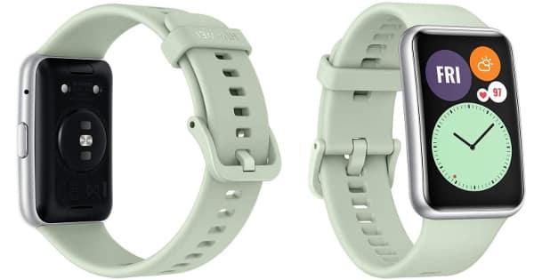 Smartwatch Huawei Watch Fit barato, relojes baratos, ofertas en electronica chollo