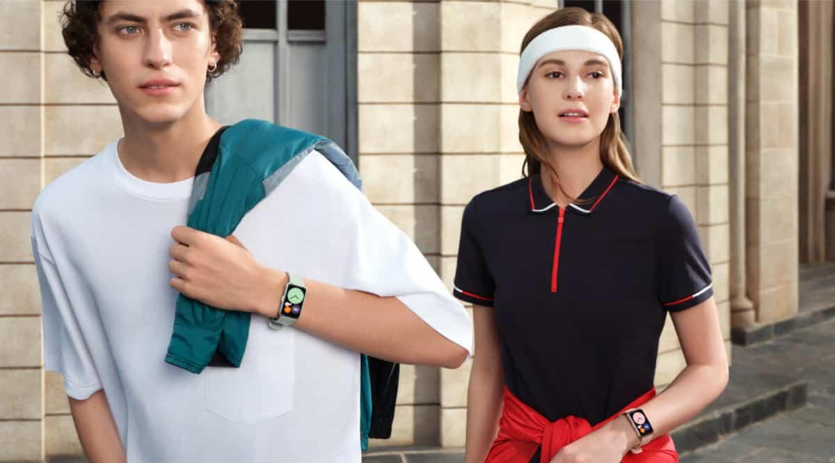 Smartwatch Huawei Watch Fit barato. Ofertas en smartwatches, smartwatches baratos, chollo