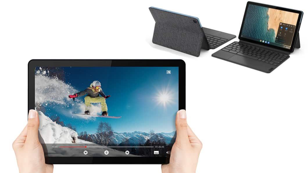 Tablet Lenovo Ideapad Duet Chromebook barata. Ofertas en tablets, tablets baratas, chollo