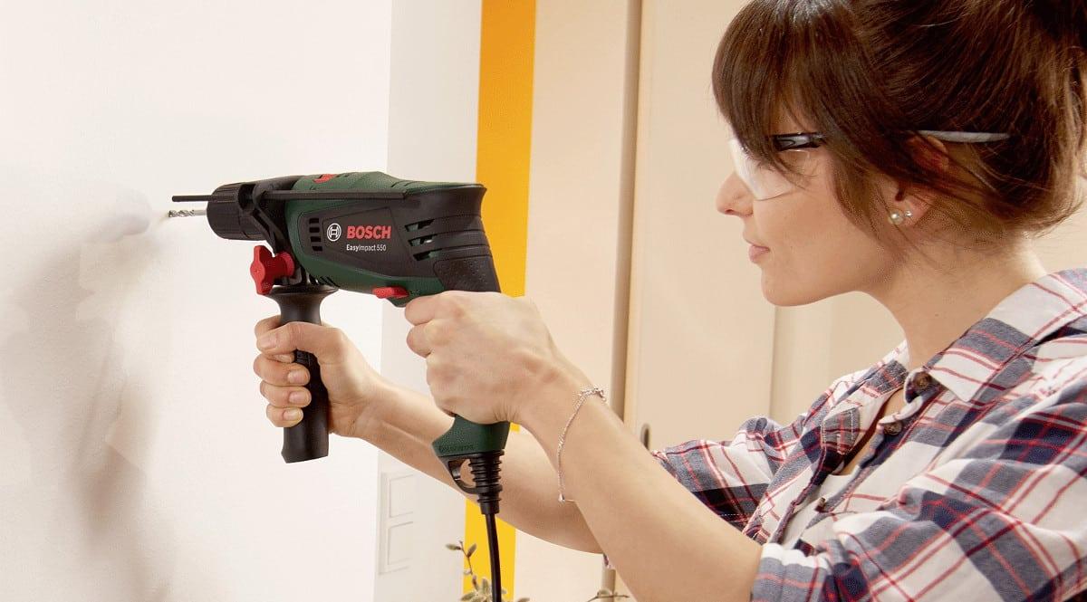 Taladro Bosch EasyImpact 550 barato. Ofertas en herramientas, herramientas baratas, chollo