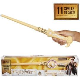 Varita mágica con hechizos Harry Potter barata, juguetes baratos, ofertas para niños