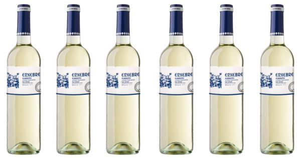 Vino Albariño Enxebre D.O. Rías Baixas 2019 barato. Ofertas en vino, vino barato, chollo