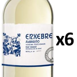 Vino Albariño Enxebre D.O. Rías Baixas 2019 barato. Ofertas en vino, vino barato