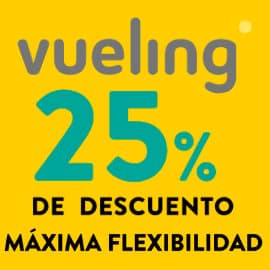 Vuelos baratos con Vueling, billetes de avión baratos, ofertas en viajes