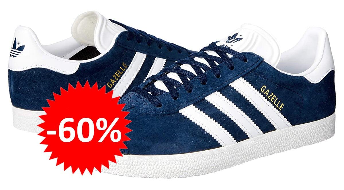 Zapatillas Adidas Gazelle baratas. Ofertas en zapatillas, zapatillas baratas, chollo