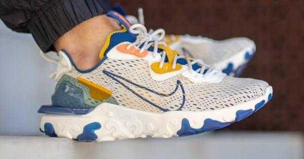 Zapatillas Nike React Vision baratas, calzado barato, ofertas en zapatillas chollo