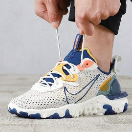 Zapatillas Nike React Vision baratas, calzado barato, ofertas en zapatillas