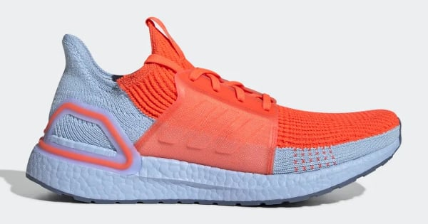 Zapatillas de running Adidas Ultraboost 19 baratas, calzado barato, ofertas en material deportivo chollo