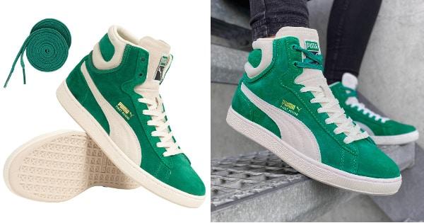Zapatillas unisex PUMA First Round Suede baratas, zapatillas de marca baratas, ofertas en calzado, chollo