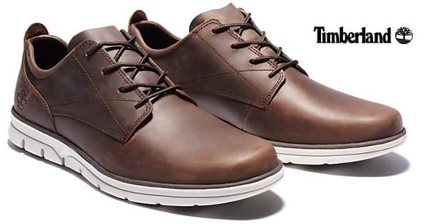 Zapatos Oxford Timberland Bradstreet Plain Toe Sensorflex baratos, zapatos baratos, calzado barato, chollo