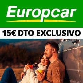 Alquiler de coches baratos con Europcar, ofertas en alquiler de coches, alquiler de coches barato