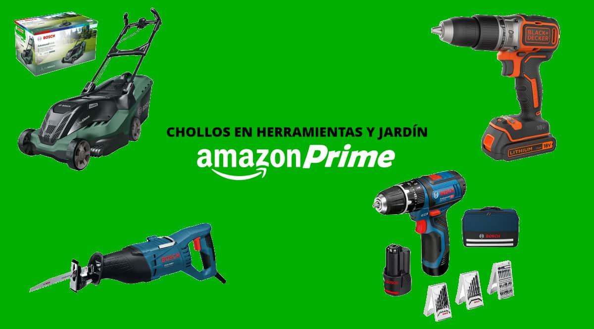 Amazon Prime Day Herramientas y Jardín, herramientas baratas, chollo