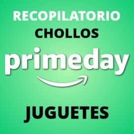 Amazon Prime Day juguetes y juegos baratos