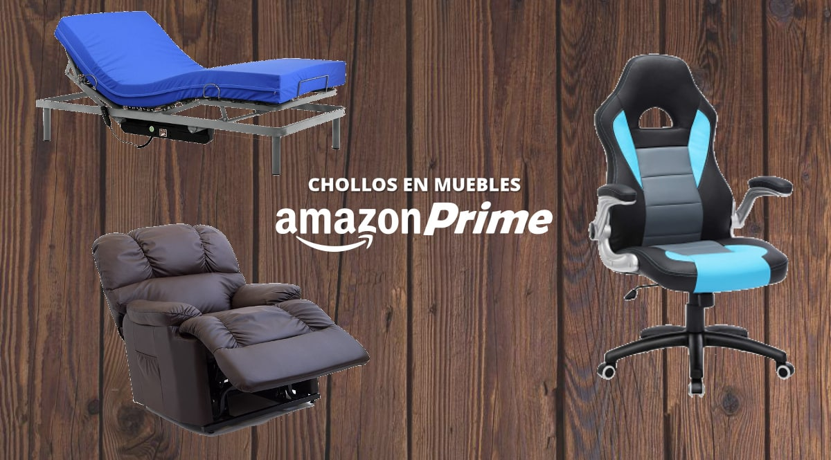 Amazon Prime Day muebles baratos chollo