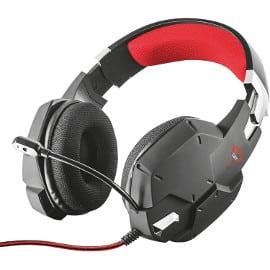 Auriculares gaming Trust GXT 322 baratos, auriculares baratos