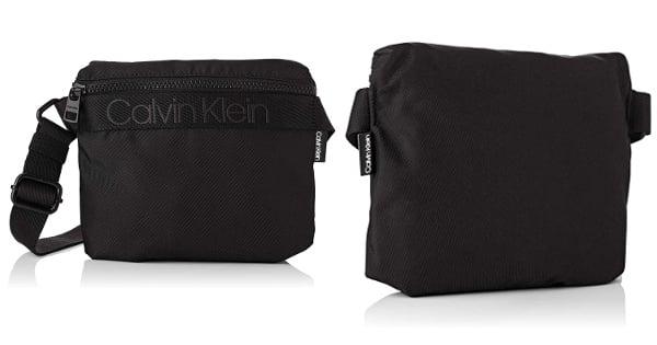 Bandolera Calvin Klein Nastro Mini Reporter barata, bandoleras baratas, ofertas en complementos chollo