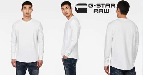 Camiseta G-STAR RAW Swando Loose barata, camisetas baratas,ofertas en ropa de marca, chollo