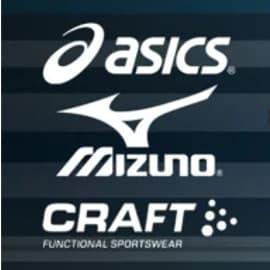 Campaña de Asics, Mizuno, Craft en Private Sport Shop. Ofertas en ropa y calzado deportivo, ropa y calzado deportivo barato